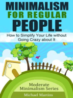 Minimalism for Regular People