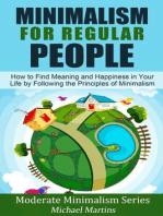 Minimalism for Regular People (Book 2)