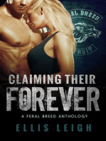 Claiming Their Forever (Feral Breed Motorcycle Club)