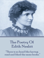 Edith Nesbit, The Poetry Of