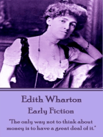 Early Fiction
