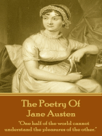 Jane Austen, The Poetry Of