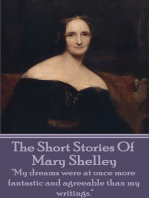 The Short Stories Of Mary Shelley