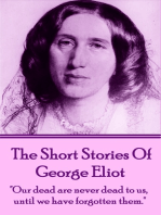 The Short Stories Of George Eliot