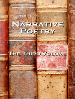 Narrative Verse, The Third Volume