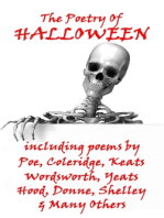Halloween, A Theme In Verse