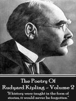 The Poetry Of Rudyard Kipling Vol.2