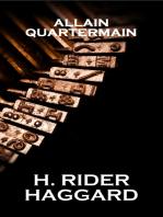 Allain Quartermain