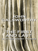 The First And Last & Other Short Stories