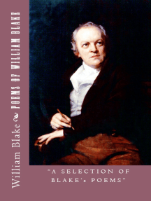 """Poems of William Blake: """"A Selection of Blake's Poems"""""""