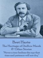The Heritage of Dedlow Marsh & Other Stories