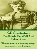 The Hole In The Wall And Other Stories