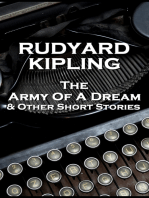 The Army Of A Dream & Other Short Stories