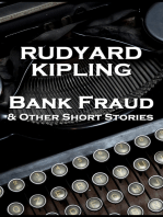 Bank Fraud & Other Short Stories