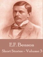 The Short Stories Of E. F. Benson - Volume 3