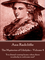The Mysteries of Udolpho - Volume 4 by Ann Radcliffe