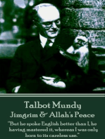 Jimgrim & Allah's Peace