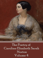 The Poetry of Caroline Elizabeth Sarah Norton - Volume 4