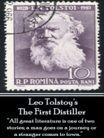 Leo Tolstoy - The First Distiller, A Comedy