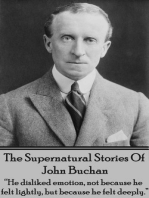 The Supernatural Stories Of John Buchan