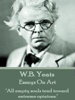 Essays On Art
