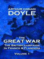 The Great War - Volume 1