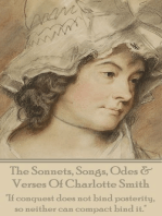 The Sonnets, Songs, Odes & Verses Of Charlotte Smith