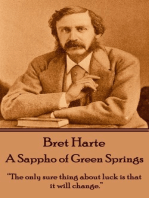 A Sappho of Green Springs