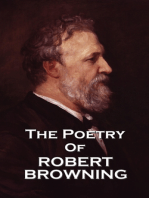 The Poetry of Robert Browning