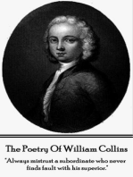 The Poetry of William Collins