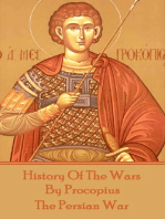 History of the Wars by Procopius - The Persian War