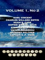 Astounding Stories - Volume 1, No. 2