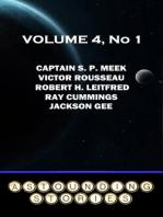Astounding Stories - Volume 4, No. 1
