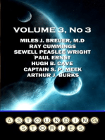 Astounding Stories - Volume 3, No. 3