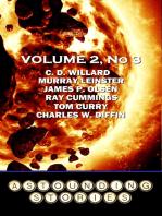 Astounding Stories - Volume 2, No. 3