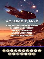 Astounding Stories - Volume 2, No. 2