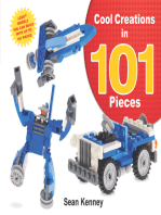 Cool Creations in 101 Pieces: Lego™ Models You Can Build with Just 101 Bricks