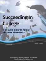 Succeeding In College
