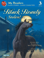 Black Beauty Stolen!