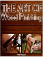 The Art of Wood Finishing