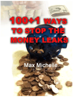 100+1 Ways To Stop The Money Leaks
