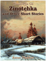 Zinotchka and Other Short Stories