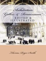 Architecture (Gothic and Renaissance)