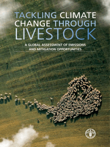 Tackling Climate Change Through Livestock: A Global Assessment of Emissions and Mitigation Opportunities