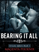 Bearing It All (Grizzly Affairs