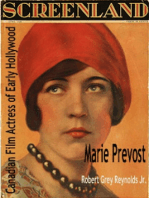 Marie Prevost Canadian Film Actress of Early Hollywood