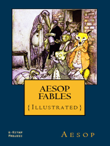 Aesop Fables: {Illustrated}