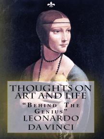 """Thoughts on Art and Life: """"Behind the Genius"""""""