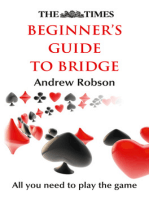 The Times Beginner's Guide to Bridge