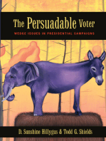 The Persuadable Voter